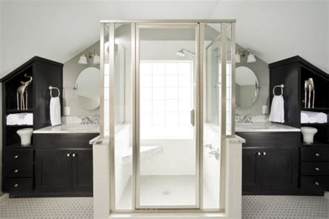 his and shower his and ideas from the bathroom to the office
