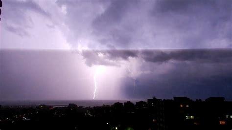 hours  rain  thunder sounds   lightning storm
