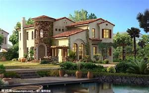 房屋设计图__建筑设计_环境设计_设计图库_昵图网nipic.com