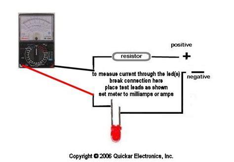 Quickar Electronics How To Hook Up Leds