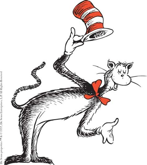 dr seuss cat in the hat book image dr seuss cat in the hat clip free clipart jpeg