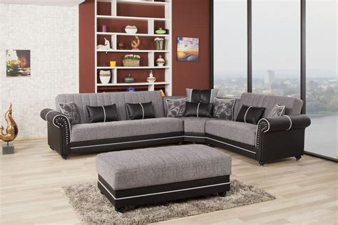 Home Sectional Sofa by Royal Home Gray Sectional Sofa Royalhome Casamode