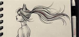 Ponytail by natalico on DeviantArt