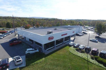 Hagerstown Kia by Hagerstown Kia Renovation Myers Building Systems