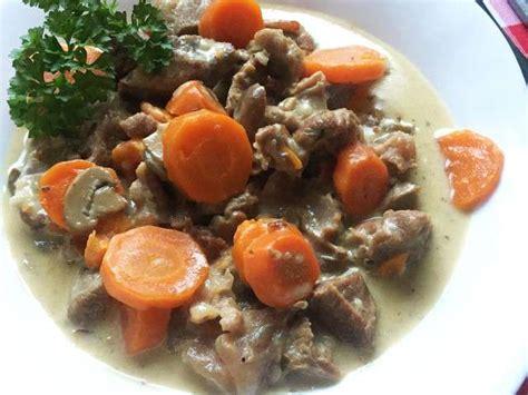 recette de cuisine blanquette de veau recettes de blanquette de veau de mimi cuisine