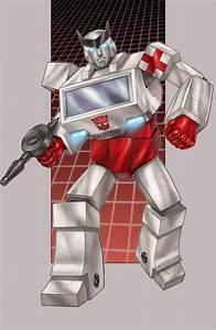 Transformers Ratchet G1   Transformers Artwork   Pinterest ...