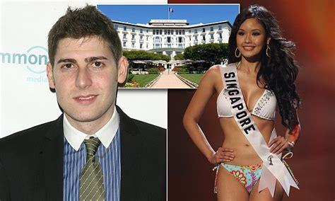Facebook billionaire Eduardo Saverin to wed Miss Singapore