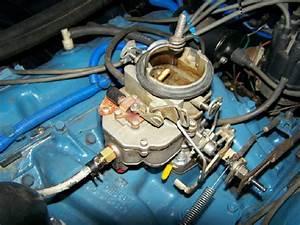 Carter 2 Bbl Carb On 318 Engine