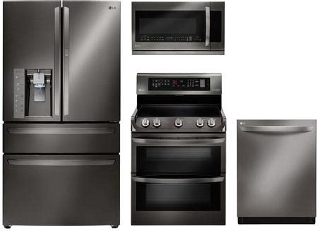 Lg Kitchen Appliance Packages Lg4pc30efsfdfikit7