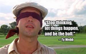 Best Caddyshack Quotes. QuotesGram