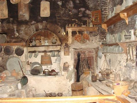 Medieval Kitchen.. Possibly To Design 3d Model Of An