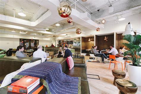check    weworks fidi coworking space