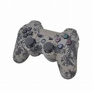 Camouflage Camo Wireless Game Controller Bluetooth Gamepad ...