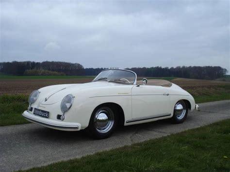 porsche 356 kaufen porsche 356 a 1600 speedster 1955 kaufen classic trader