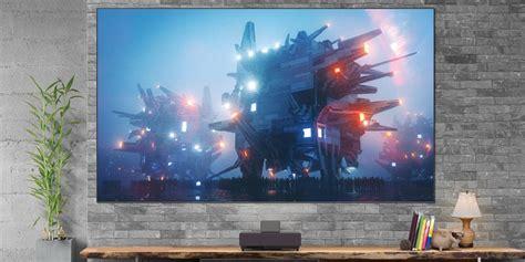 ultra short throw projector  big screen tvs wirecutter