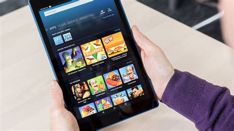 Amazon Fire Hd 10 Review (2017) The 10in Tablet With