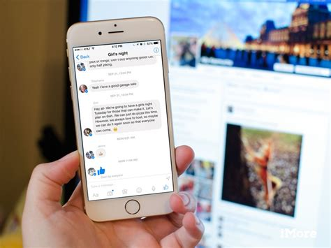 messenger for iphone messenger update brings iphone 6 support imore