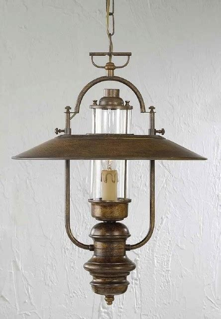 what is the height of a kitchen island fredeco rustic pendant lantern traditional pendant