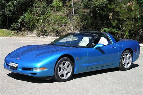 Chevrolet Corvette C5 Coupe (rhd) Auctions  Lot 9 Shannons