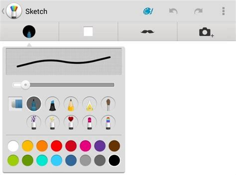 install sonys sketch drawing app   nexus