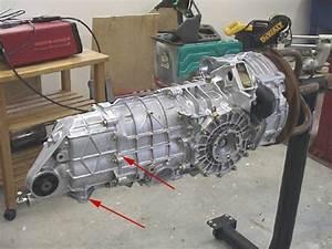 Fitting 6 Speed G50 To  U0026 39 89 Carrera
