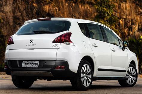 peugeot series peugeot 3008 2016 gains new series automotive car news