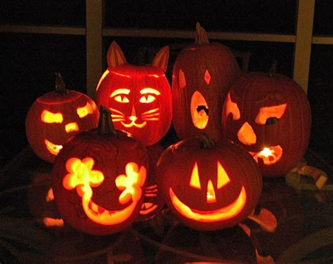 the great pumpkin carving contest