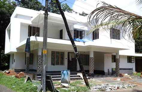 Home Design 7.0 : 2500 Sq Ft, 4 Bedroom House At Cochin, Kerala For Sale