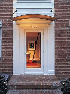 Front, Door, Awning, Kit, And, Design, Ideas