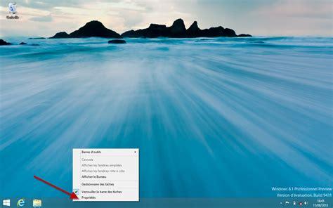 baiser sur le bureau windows 8 démarrer windows 8 1 directement sur le bureau
