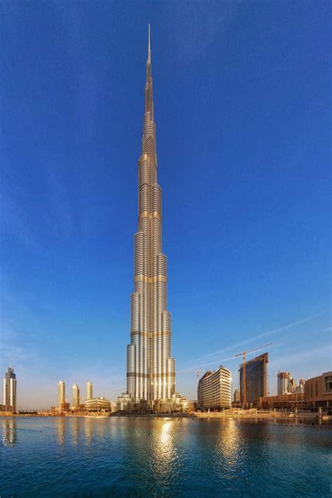 Travel Destinations Burj Khalifa The Height Of