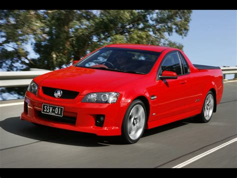 2010 Holden Ve Ute Ssv (2010)