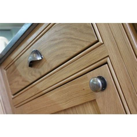 kitchen cabinet door knobs change door handles on cupboards finesse pewter cup 5285