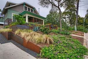 comment avoir un joli jardin en pente jolies idees en With wonderful amenager son jardin en pente 3 comment avoir un joli jardin en pente jolies idees en