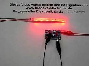 Led Lauflicht Blinker : kemo bausatz b185 6v 12v blinker ca 1hz youtube ~ Kayakingforconservation.com Haus und Dekorationen