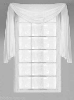 Ways to Hang Scarf Valances | Scarf valance, Valance and