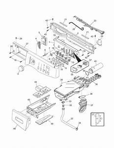 Frigidaire Atf6000es1 Washer Parts
