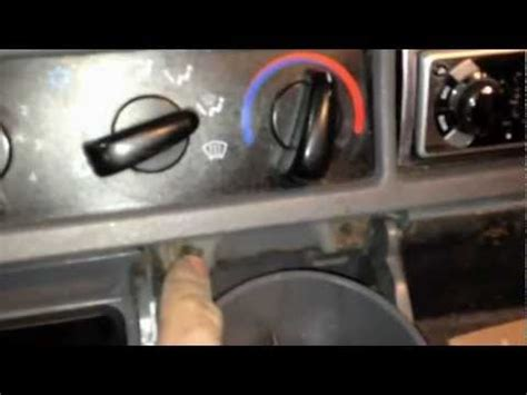 freightliner dash light replacement youtube