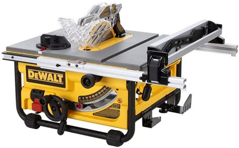 Dewalt 10″ Portable Table Saw For 5
