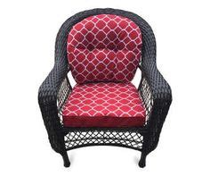 Big Lots Rocking Chair Cushions by Wilson Fisher 174 Nantucket Resin Wicker Settee With