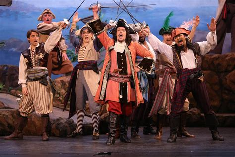 What the pirate bay is like now. Pirates of Penzance brings humor and narrative to Rodeheaver's stage - The Collegian