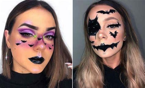 bat makeup ideas  halloween  stayglam