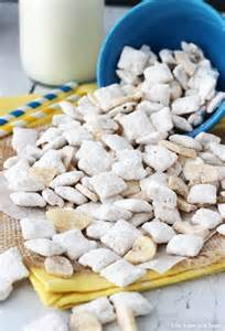Puppy Chow Pudding Banana