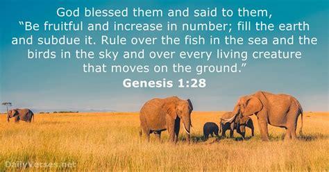 july   bible verse   day genesis