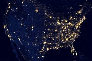 NASA-NOAA Satellite Reveals New Views of Earth at Night | NASA