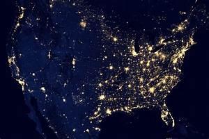 NASA - NASA-NOAA Satellite Reveals New Views of Earth at Night