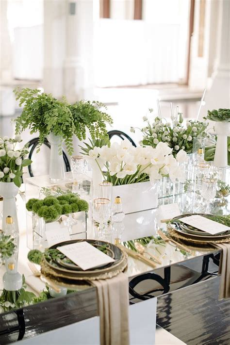131 Besten Hochzeit Mit Farn, Inspirationen Und Dekoration