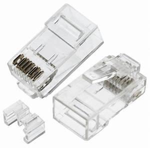 Fiche Rj45 Cat 6 : rs pro cat6 cat6a 8p8c way straight cable mount utp ~ Dailycaller-alerts.com Idées de Décoration