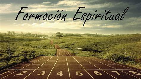 3 Formación Espiritual Youtube