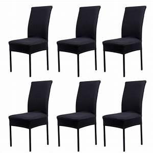 Chaises De Couleur Pour Salle A Manger : housse pour chaise de salle a manger ~ Teatrodelosmanantiales.com Idées de Décoration